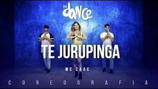 Te Jurupinga  - MC Zaac   FitDance TV (Coreografia) Dance Video