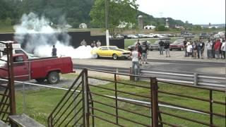 Jim Postlethwaite Big Smokey Burnout.MPG
