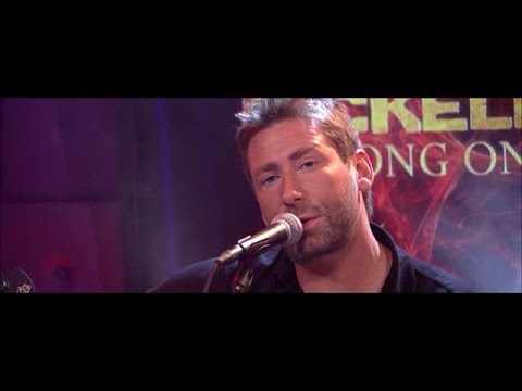 Nickelback  Song On Fire  RTL LATE NIGHT
