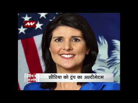 US to impose new Russia sanctions over Syria: Nikki Haley