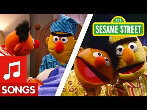 Sesame Street:  Bert And Ernie Songs Compilation | Dance Myself To Sleep And More!