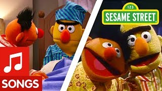 Sesame Street:  Bert and Ernie Songs Compilation | Dance Myself to Sleep and more!