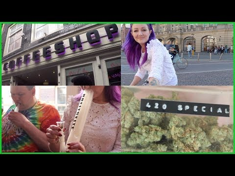 4/20 In AMSTERDAM! | Stoney Sunday | Coral Reefer