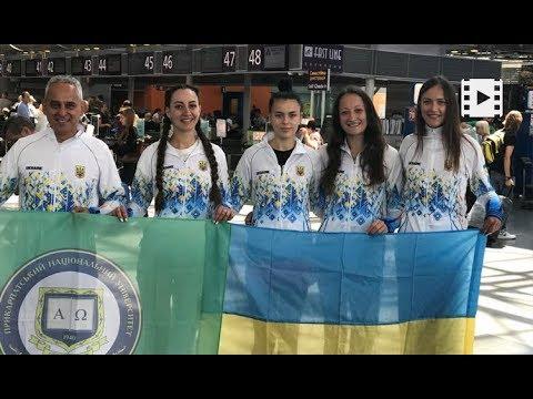 Баскетболістки Прикарпатського вишу завоювали срібло на Європейських Студентських ігор (відеосюжет)