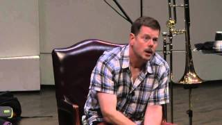 Arts & Entertainment Industry Forum 9-8-2014: Jazz Composer Ken Vandermark
