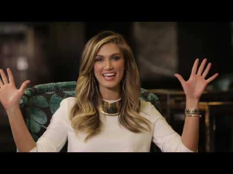 Funny Delta Goodrem Interview