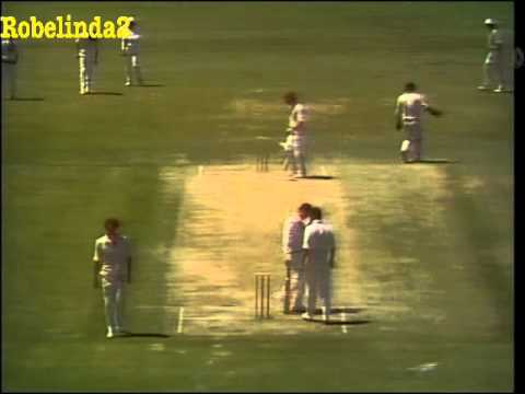 1974/75 ASHES 2nd Test PERTH Highlights 60 Minutes!