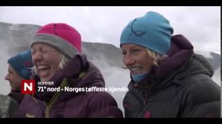 Promo: 71 grader nord - Norges tøffeste kjendis (TVNorge)
