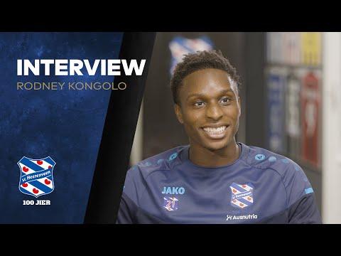 Rodney Kongolo: 'Deze lijn doortrekken'