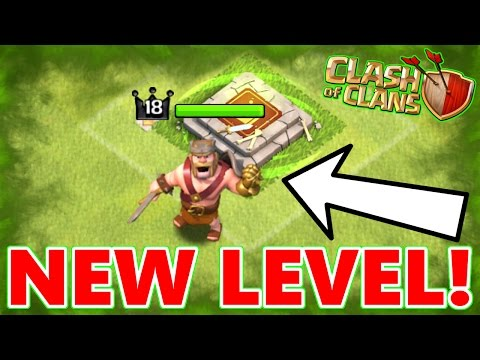 NEW LEVEL BARBARIAN KING!!! | Clash Of Clans | Max Troops Attack Live!