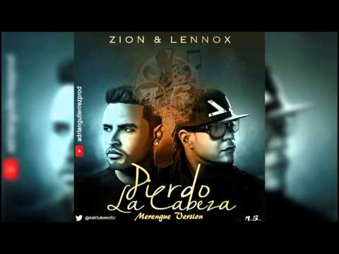 Pierdo la Cabeza - Zion y Lennox (Merengue Version Prod. By Adrián Gutiérrez) Marzo 2015
