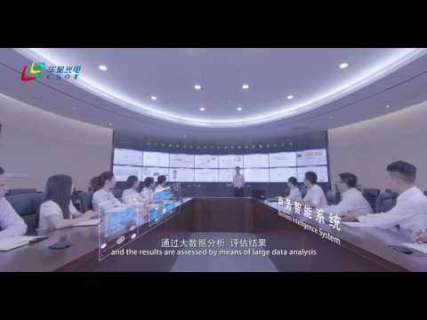 CSOT High-tech Industry by TCL group