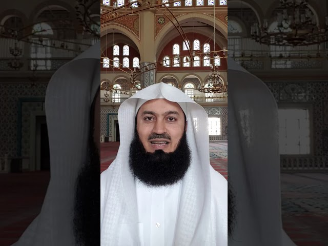 Visiting the Sick - Mufti Menk