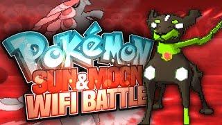 Download lagu  DOG YOU ZYGARDE 10Pokemon Sun and Moon LIVE WiFi Battle 06 Cipher Vs JustWeavile MP3