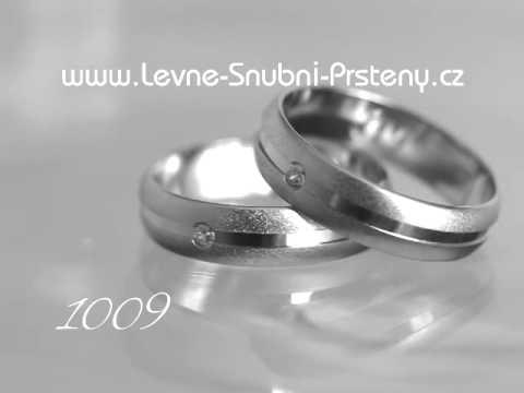 Snubni Prsteny Lsp 1009bz Youtube