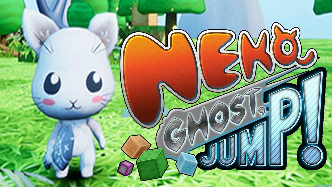 СПАСАЕМ ПЛАНЕТУ КОТИКОВ ► Neko Ghost, Jump! ◄ Призрак Нэко, Прыгай!