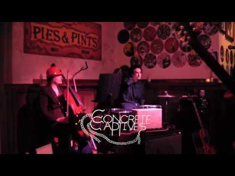 Concrete Captives - at Pies & Pints, March 22 2014
