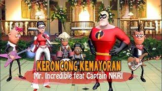 Download KERONCONG KEMAYORAN   Mr. Incredible feat Captain NKRI