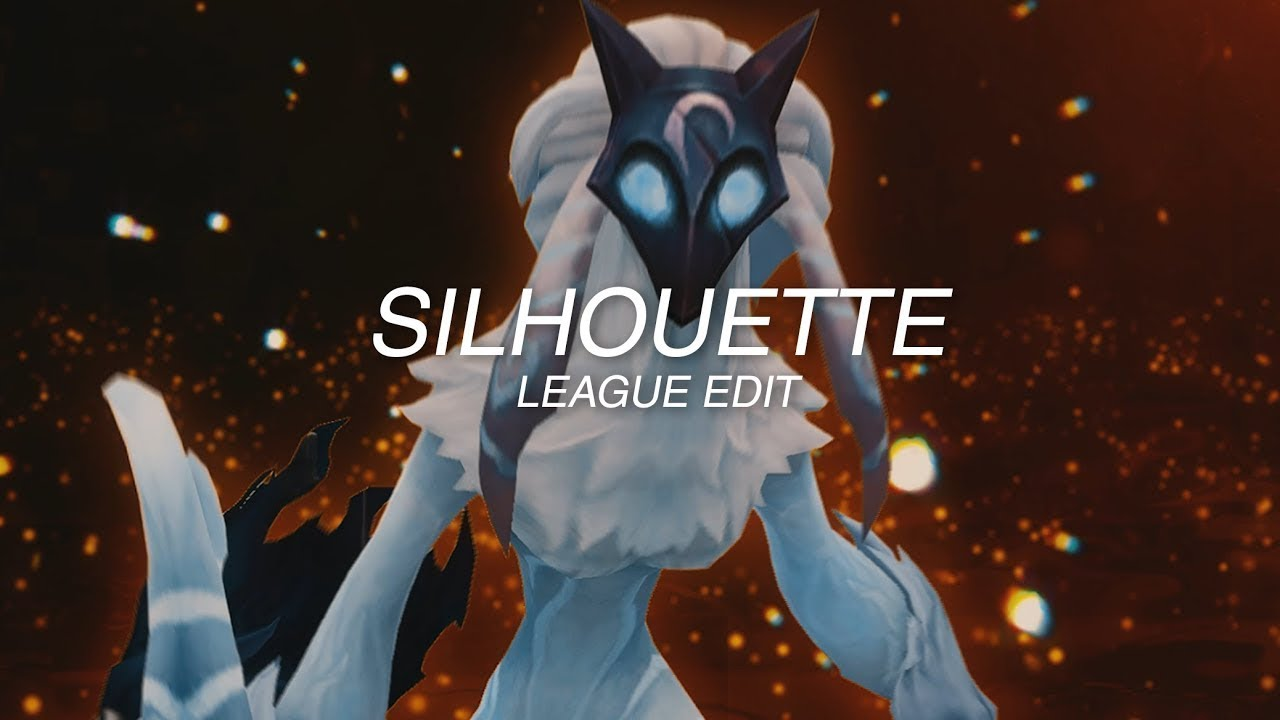 "League of Legends | ""SILHOUETTE "" - by Mithi ft. Pablow"
