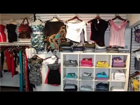 3df0108e998d7  تصميم أرقي ديكورات محلات الملابس  ديكور محل ملابس  مصر والسعودية - YouTube