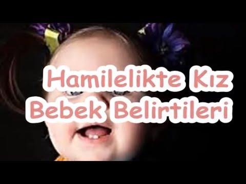 Hamilelikte Kız Bebek Belirtileri видео с Youtube на компьютер