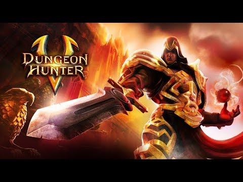 Dungeon Hunter 5 -Un Hack'n Slash Casual et Linéaire- (AnimaGames/Jeu Gratuit)