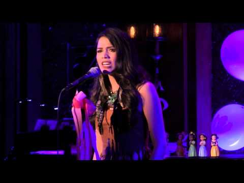 "Arielle Jacobs  - ""Just Around The Riverbend"" (The Broadway Princess Party)"