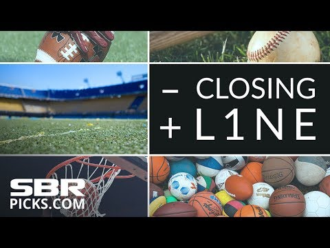 Closing Line event for Monday Oct 2nd : NFL and NCAA Football Opening Lines