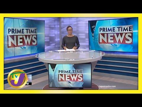 Jamaican News Headlines   TVJ News