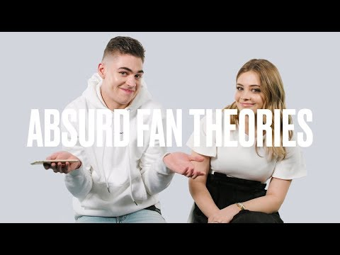 Josephine Langford and Hero Fiennes - Tiffin Read After Movie Fan Theories | ELLE