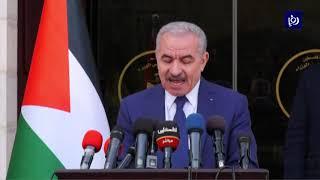 قرارات فلسطينية في مواجهة فيروس كورونا المستجد 13/4/2020