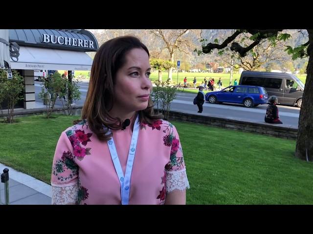 Medical Days Interlaken - Dr Murielle Mormont
