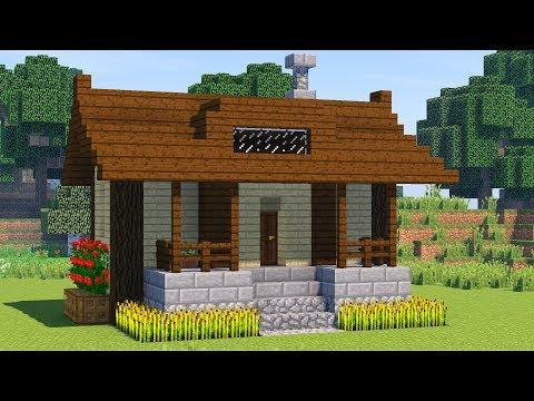 Красивые дома в Minecraft смотреть подряд