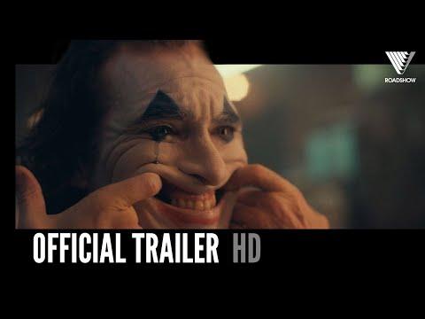The Brett Andrews Radio Show - SUPER CREEPY! Joaquin Phoenix as The Joker