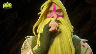 BUNKER JONESY has a BIG SECRET!? - Fortnite *SEASON 9*
