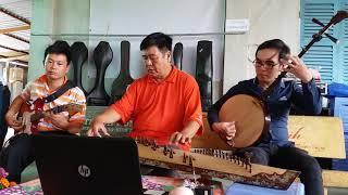 Hòa tấu hay Sương Chiều - Tú Anh . Tấn Thành guitar cổ . Long Hồ Kìm . Nguyễn Thanh Tranh