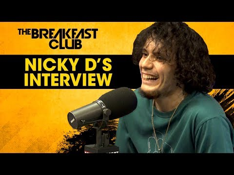 Nicky D's Talks Hip-Hop Influences, Collabing with Lil Yatchy, Touring With The Game & More