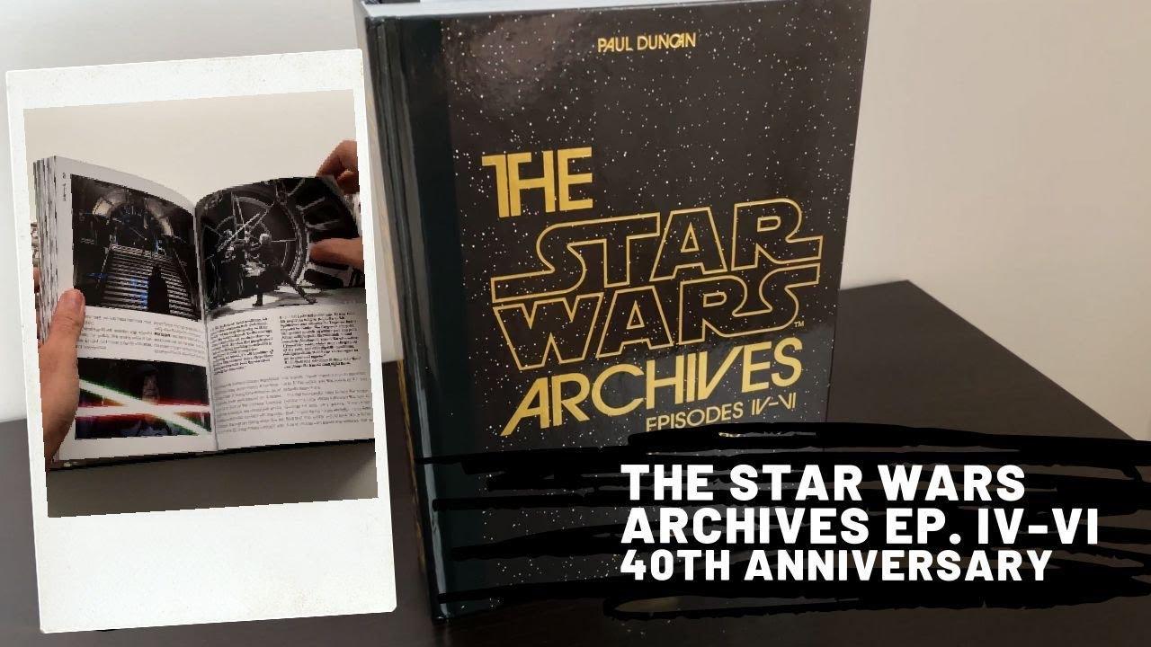Los Archivos De Star Wars 40 Aniversario 4k Episodios Iv Vi 1977 1983 Youtube