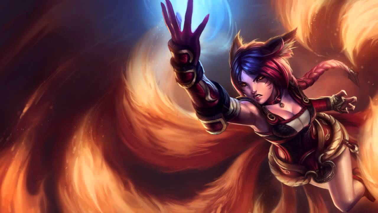 Voz De Ahri League Of Legends Latinoamérica Español