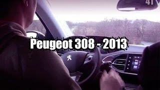 [Тест-драйв] Что-то не получилось - Peugeot 308 2013 года.  Часть 2