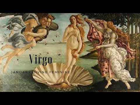 Powerful movement toward your Divine Partnership, VIRGO DF Jan 2018