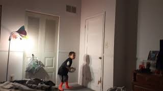 6 Year Old Football Pro