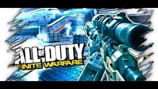 COD Infinite Warfare EBR-800 Sniper Montage Deutsch/German PS4