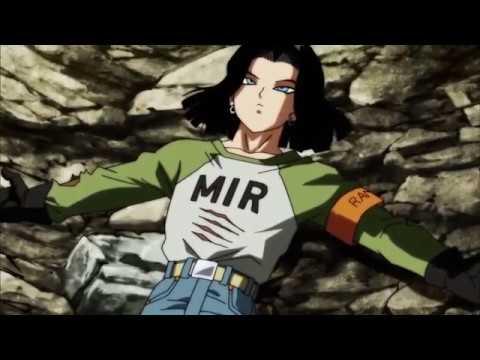 Android 17 vs Kakunsa and Vikal (Dragon Ball Super Episode 102)