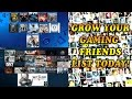 Best Way to Increase Your Gaming Friend List On Console and PC   How to Gain More Friends