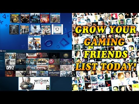Best Way to Increase Your Gaming Friend List On Console and PC | How to Gain More Friends from YouTube · Duration:  5 minutes 57 seconds