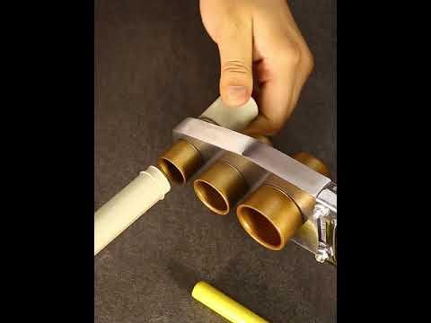 Heavy Duty 63mm PVC PPR Pipe Welding Fusion Machine