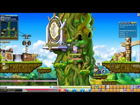 MapleStory How To Travel Anywhere Quickly