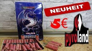 Broekhoff 2018( Kanonslag Böller) Neuheit 5€ Pyroland