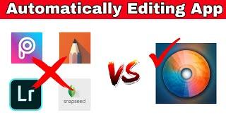 Automatic Photo Editing App   Best Photo Editing App For Android    New Automatics Editing App 2020